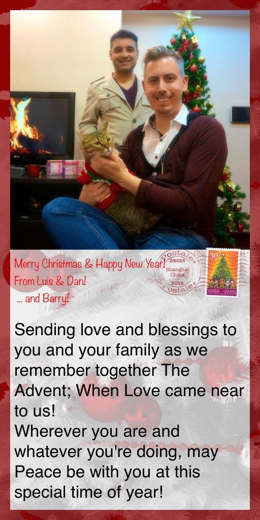 Merry Christmas, Happy Holidays and a Joyful NewYear!